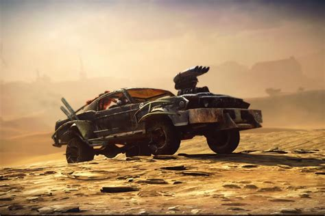Video game review: MAD MAX on PS4 Jamie Sawyer