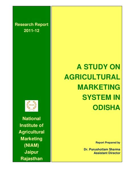 Research Papers On Marketing Information System by Research Paper On Agricultural Marketing Deaththesis X Fc2