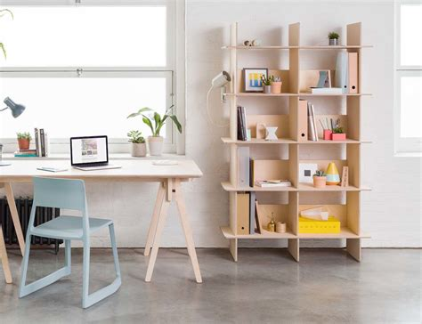open desk linnea custom bookshelf 187 gadget flow