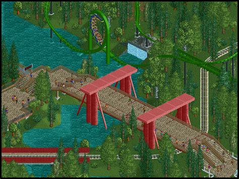 Garden Grove Enterprise by Rct2 Project Iv Riverview Park Ncso Theme Park Review