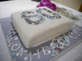 diamond anniversary cake mummy makes cakes