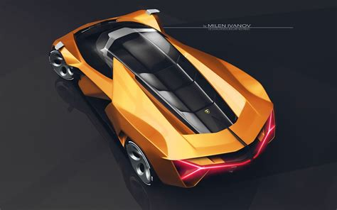 Lamborghini X by Lamborghini Concepto X Gives Us A Glimpse Of Future