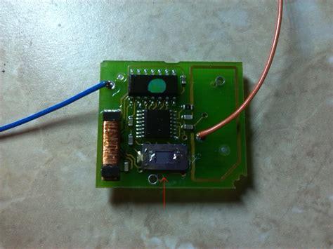 dioda w pilocie opel vectra c 1 8b brak jednego elementy w pilocie centralnego zamka