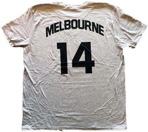 design t shirt melbourne rolling stones the melbourne 14 afl design t shirt