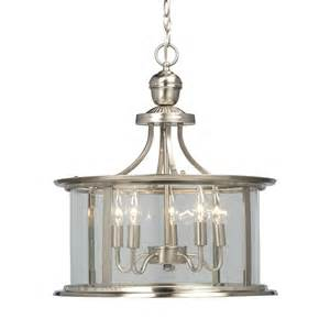 lowes lighting chandelier galaxy lighting 912301 huntington 5 light foyer light
