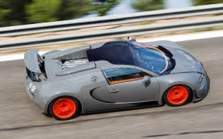 Bugatti Veyron Top 2013 Bugatti Veyron Grand Sport Vitesse Top View In Motion