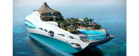 yacht island design yacht island design concepts themed yacht creators