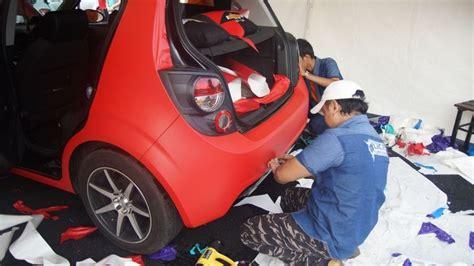 Merawat Mobil Itu Jilid 2 tips merawat bodi mobil yang berlapis stiker