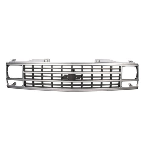 chevrolet truck parts oem grill chevrolet single headl gray oem classic chevy