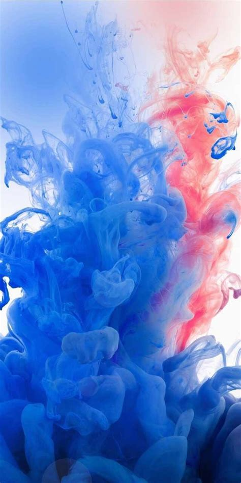 ios  iphone  aqua blue smoke abstract apple
