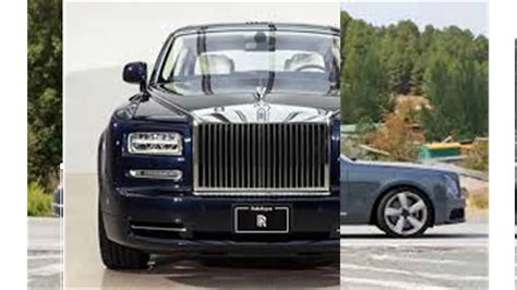 bentley mulsanne vs rolls royce phantom bentley mulsanne vs rolls royce phantom