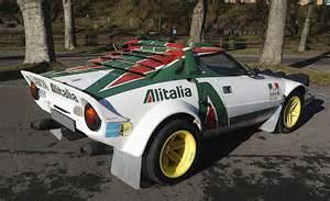 Lancia Stratos Rally Lancia Stratos 1976 Francja Gie蛯da Klasyk 243 W