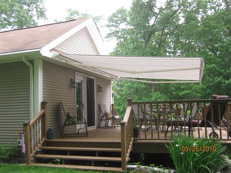 residential awnings retractable awnings gallery l f pease company