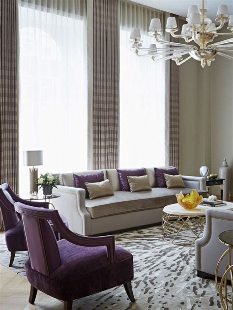 Modern Living Room Chairs by 25 Best Ideas About Purple Living Rooms On Purple Living Room Paint Purple Grey