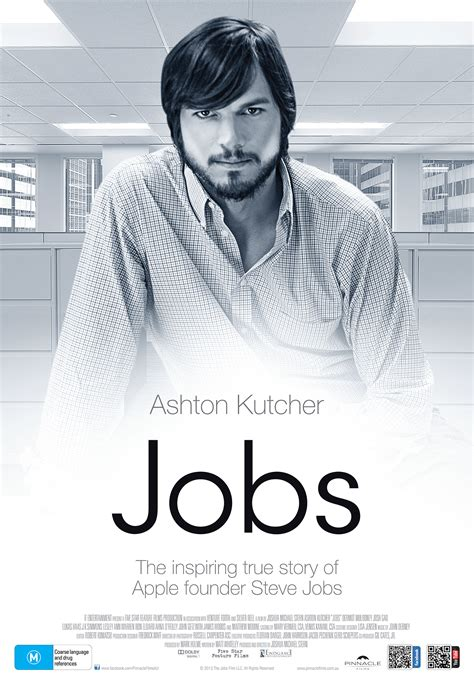 biography of steve jobs movie rapid review jobs the reel bits