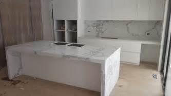 calacatta statuario quartz kitchen amp pantry install