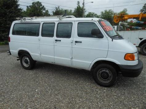 manual repair autos 2001 dodge ram van 3500 electronic valve timing service manual how to remove 2001 dodge ram van 3500 front bumper find used 2001 dodge ram