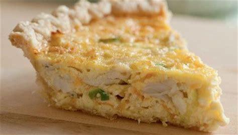 crab quiche recipes pinterest crabs bays and quiche recipes