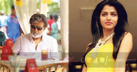 kabali daughter images dhanshika wraps up kabali only kollywood