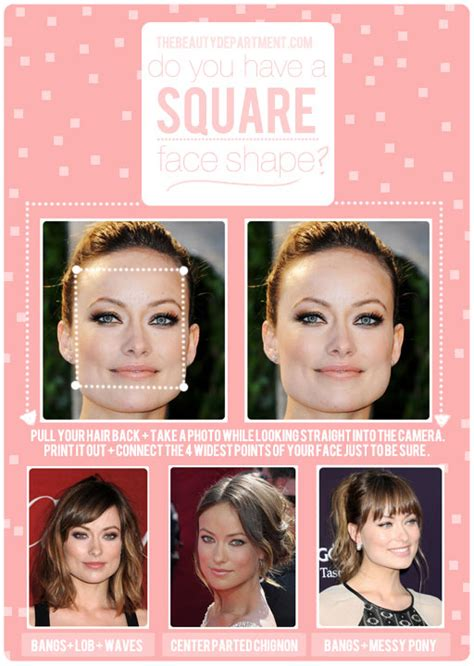hairstyles by face shape from youbeauty com rounded square face shape hairstyles hair