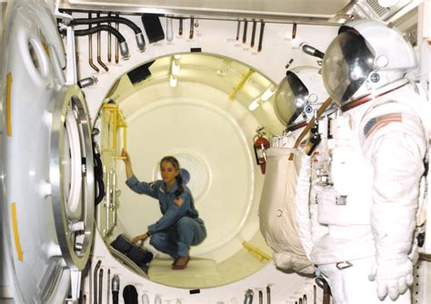 International Space Station Interior by International Space Station