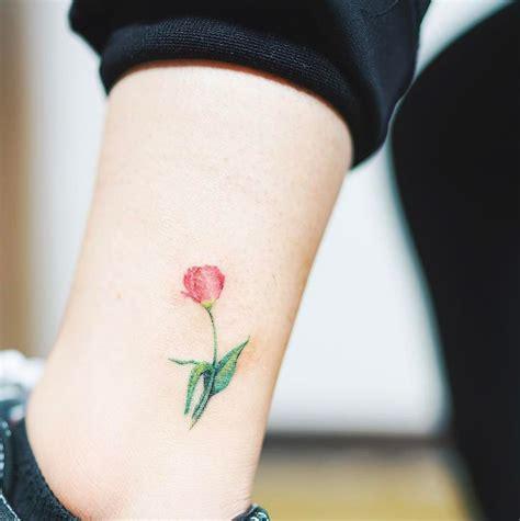 tattoo dc instagram best 25 little flower tattoos ideas on pinterest dainty