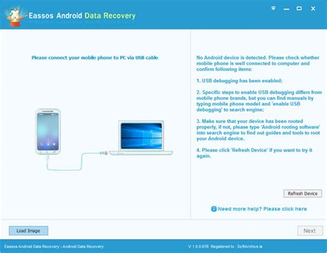 android reset software for windows دانلود eassos android data recovery نرم افزار بازیابی