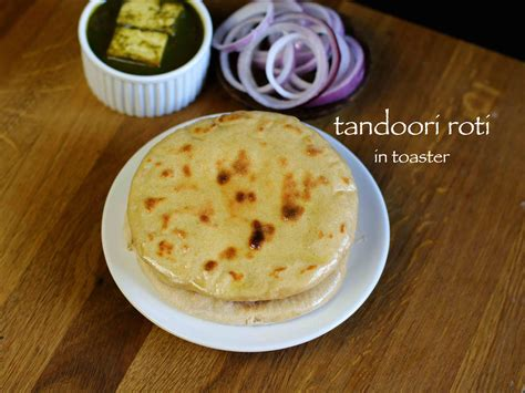 Toaster Roti tandoori roti recipe in toaster tandoori roti maker for home