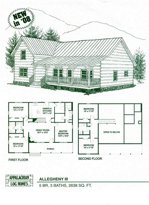 new construction home plans log cabin construction plans new log home floor plans log