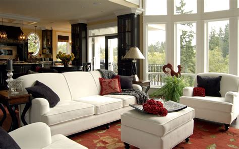 Living Rooms Ideas by Living Room Decorating Ideas With 15 Photos