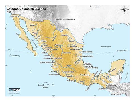 mapa de mexico con rios everything about nuevo le 243 n