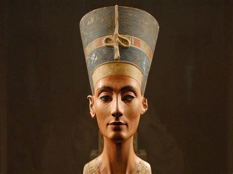 imagenes egipcias nefertiti el busto de nefertiti exposici 243 n en berl 237 n