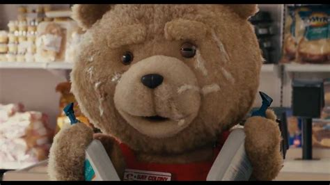 ted supermarket funny scene hd youtube