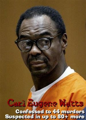 black serial killers rise of the black serial carl watts mindset of a