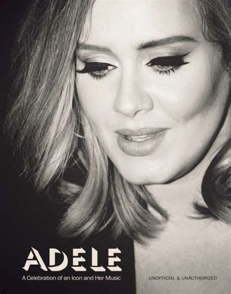 adele biography book review adele a celebration of an icon and her music by sarah