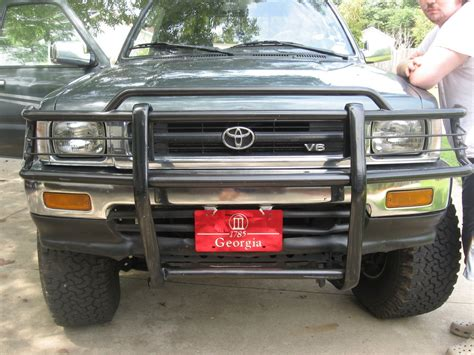 Toyota Brush Guard 1993 Toyota Grille Guard