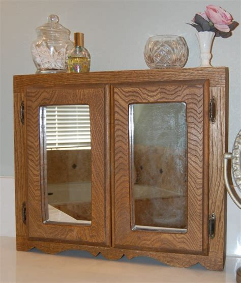unique cabinet furniture diy wood medicine cabinet with two mirrored