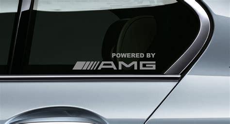 Amg Sticker