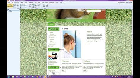 Artisteer Tutorial Joomla Template | artisteer 4 latest joomla template generator tutorial