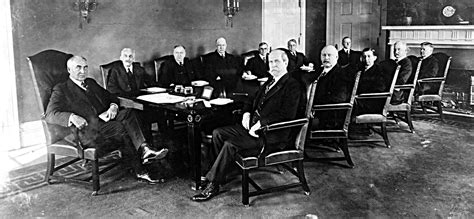 Us President Cabinet by The Corruption Of President Warren G Harding Thinglink