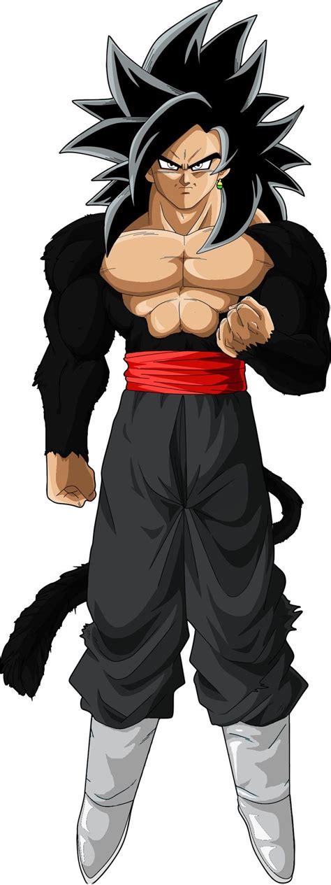 black goku black goku ssj4 dragon ball pinterest more black