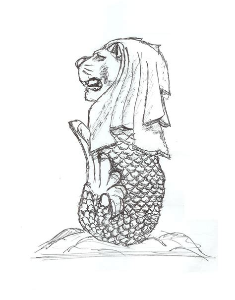 thrones coloring book singapore merlion coloring pages search kopitiam feeling