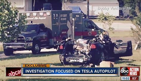 Tesla Dead New Details About Fatal Tesla Crash Emerge Gas 2
