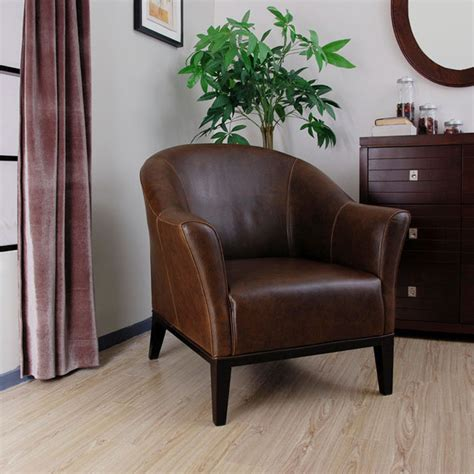dark brown leather armchair tivoli dark brown leather armchair contemporary