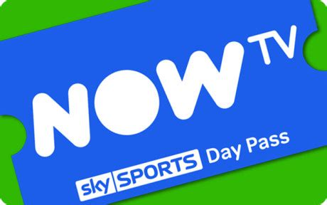 Sky Sports Gift Card - thegiftcardcentre co uk now tv sky sports day pass gift card