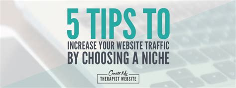 5 Posts On Antb To Help Improve Your by Web Marketing Tips For Therapists Counselors