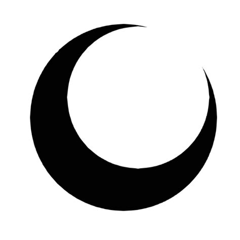 moon tattoo png image crescent moon png animal jam clans wiki fandom
