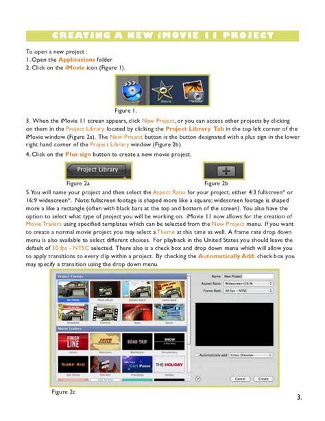 imovie tutorial for slideshow imovie tutorial