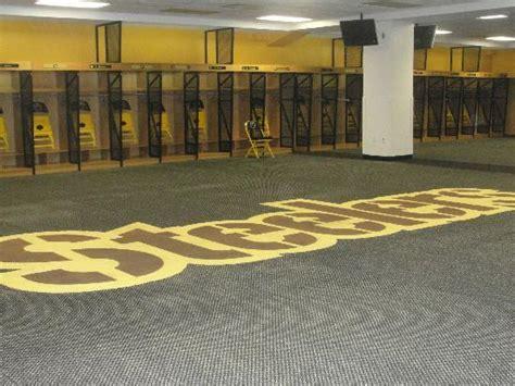 Steelers Locker Room by Steelers Locker Room Picture Of Heinz Field Pittsburgh