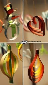 Colored Paper Craft Ideas L L L L L L L L L